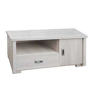 品家居 莎帕里3尺長櫃/電視櫃(二色可選)-90.3x40.4x47cm免組