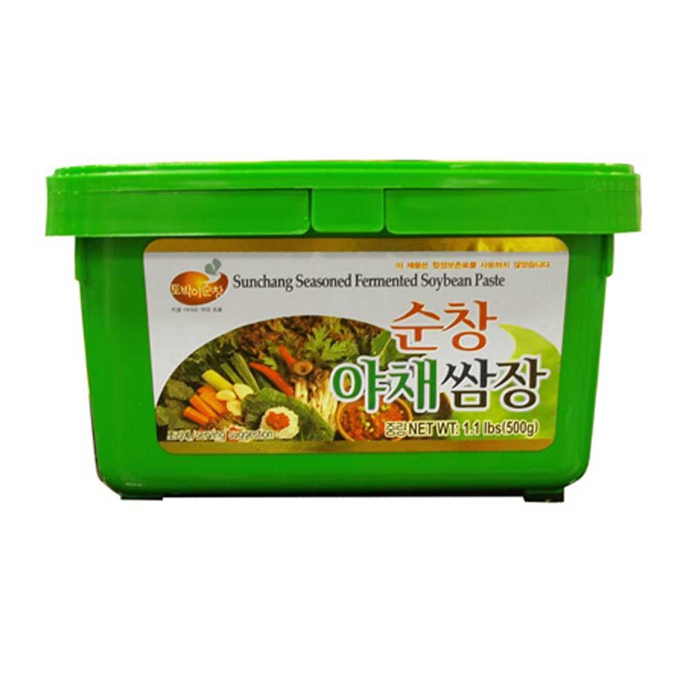 韓味不二 韓式調理醬(500g)