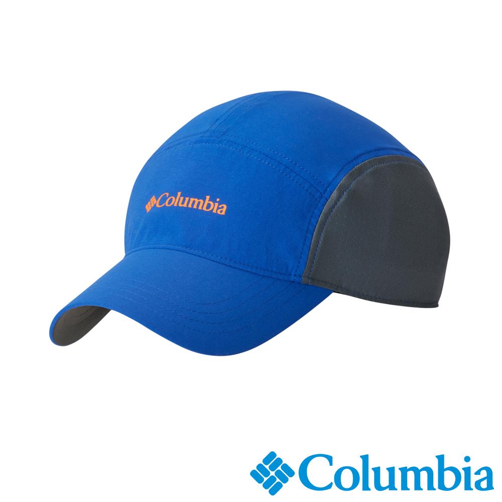 Columbia哥倫比亞  男/女 涼感快排棒球帽-藍色 (UCM91130BL)