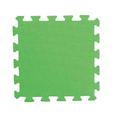 新生活家易清洗鑽石紋抗菌地墊32x32x1cm8入青草綠