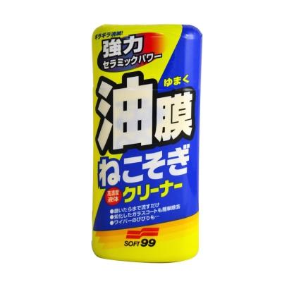 SOFT99  新連根拔除油膜清潔劑