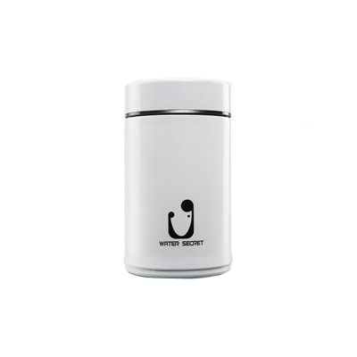 eLife易廚-SMF貝瓷真空保溫隨行杯250ml-胖胖杯(天使白/櫻桃紅/天空藍)