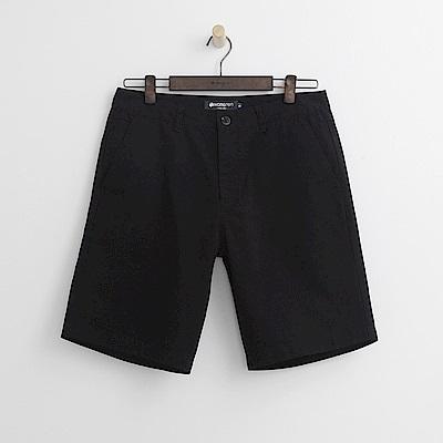 Hang Ten - 男裝 - 百慕達休閒短褲-黑色