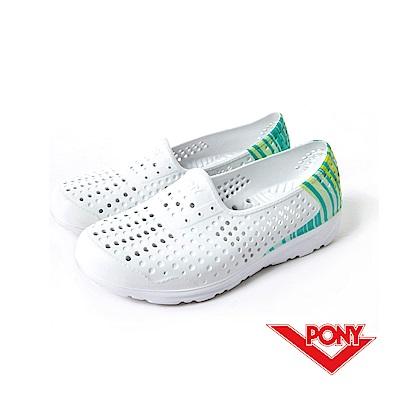 【PONY】中性_Tropic D_輕量透氣GOGO鞋_綠
