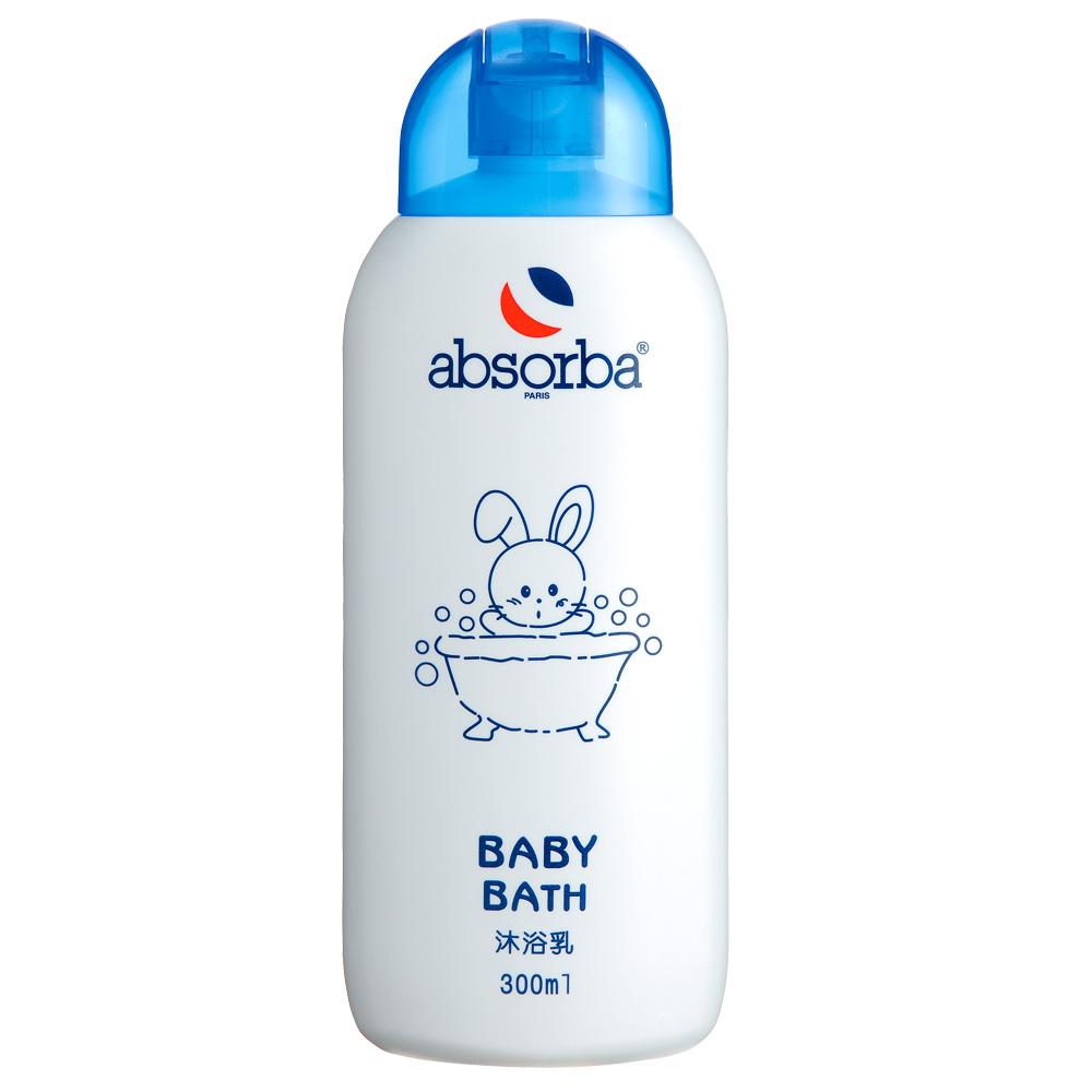 Absorba嬰兒沐浴乳-300ml