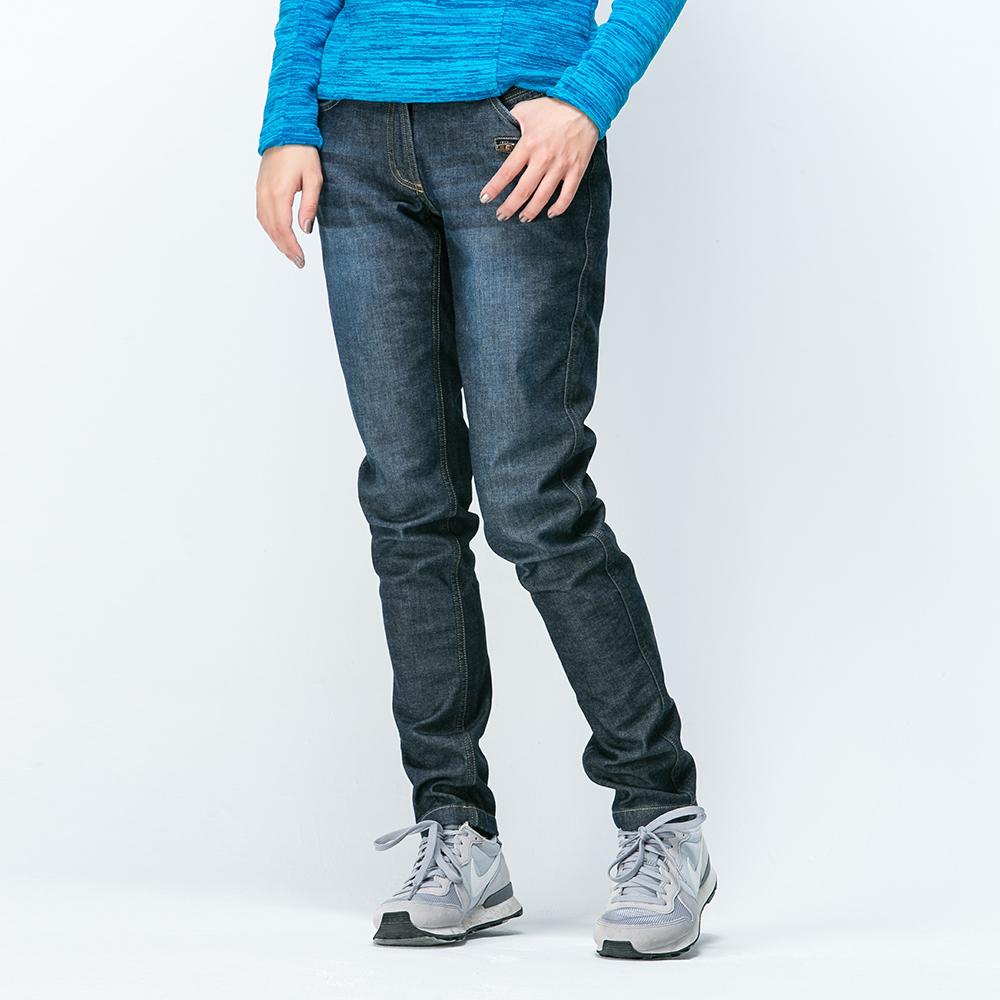 ATUNAS 歐都納 女款 透氣/保暖/耐磨 長雪褲 A-PA1525W 深藍
