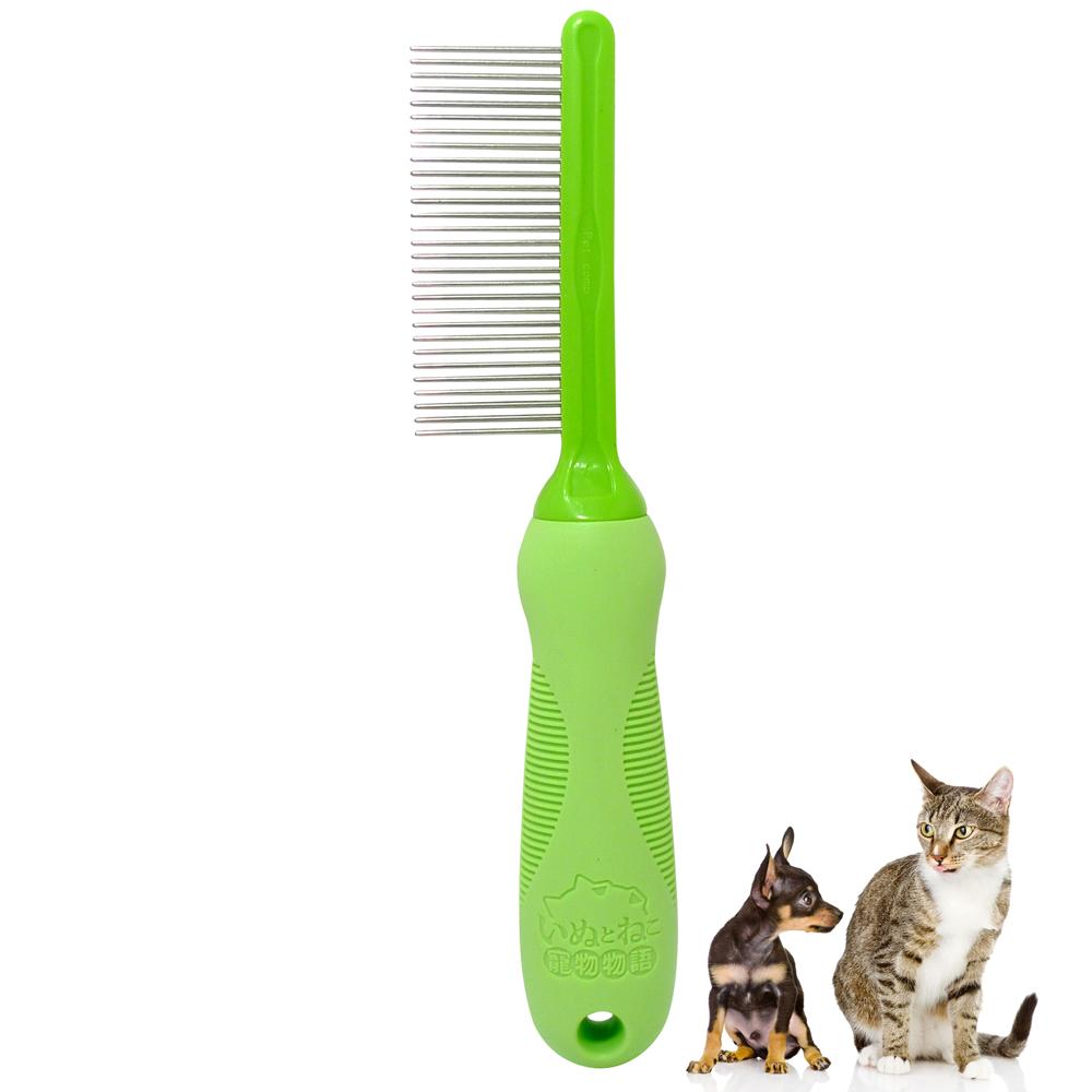寵物物語 犬貓用專業單面式排梳