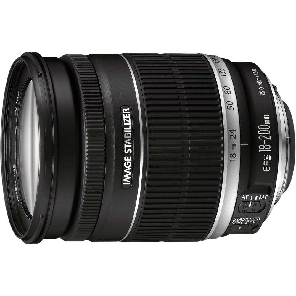 Canon EF-S 18-200mm f/3.5-5.6 IS(平輸-白盒)