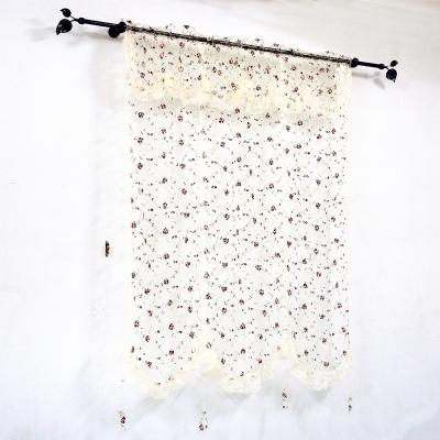 布安於室-米緹刺繡窗紗-似法式簾款式