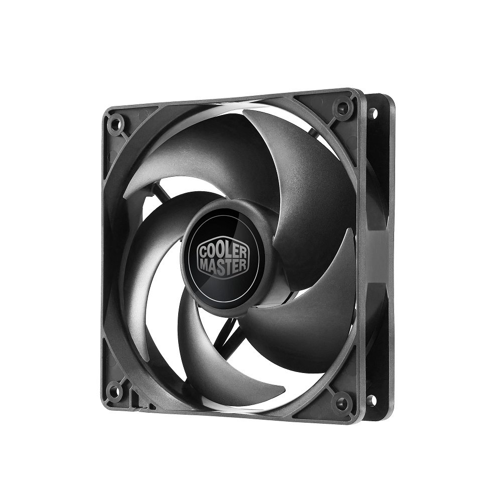 Cooler Master Silencio FP 120 PWM靜音風扇 product image 1