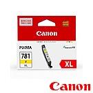 Canon  CLI-781XL-Y 原廠黃色高容量墨水匣