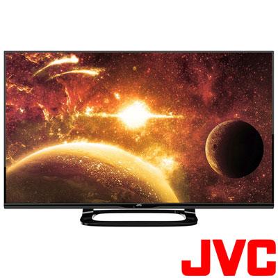 JVC-50吋-FHD連網液晶顯示器-視訊盒-50