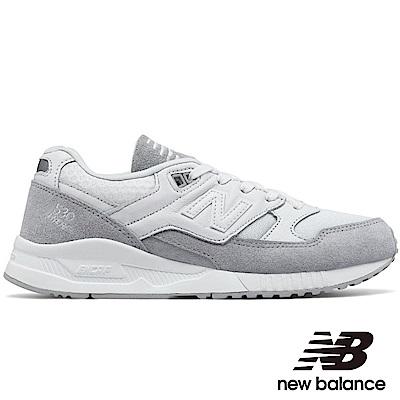 NEWBALANCE復古運動鞋女W530ECB白