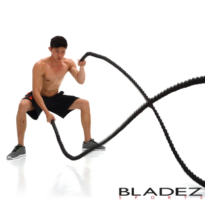 【BLADEZ】BR1-戰繩12L (Battling Ropes)