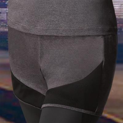 華歌爾 TRAINING 系列專業運動  M-LL 短褲 (競技藍)
