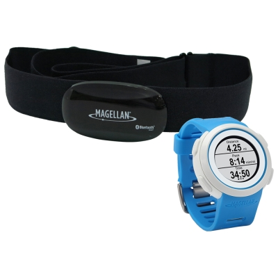 Mio MAGELLAN 智慧藍牙 心跳帶+手錶 (藍色/粉紅/橘色)