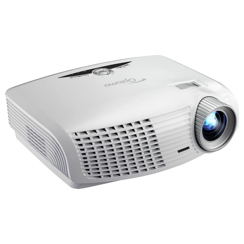 Optoma奧圖碼 Full HD 3D家庭劇院級投影機(EC300HT)