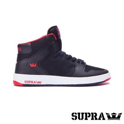 SUPRA Vaider 2.0系列男鞋-黑/紅/白