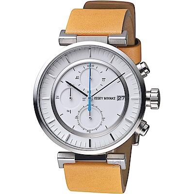 ISSEY MIYAKE三宅一生W系列強勁計時腕錶(  VK67-0010U )