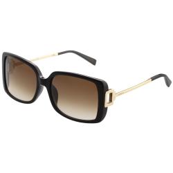 TOD'S 時尚方框 太陽眼鏡 (黑色)TO9114