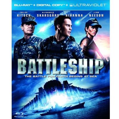 超級戰艦  BATTLESHIP  藍光 BD