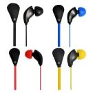 Pioneer通話耳道式扁線耳麥SE-CL70T