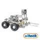 德國eitech益智鋼鐵玩具-迷你堆高機-C51