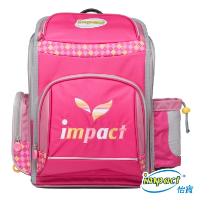 IMPACT 怡寶標準型舒適護脊書包-粉紅IM00137PK