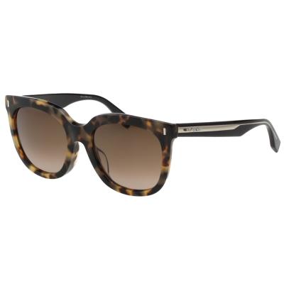 FENDI 時尚造型  太陽眼鏡 (琥珀色) FF0185S