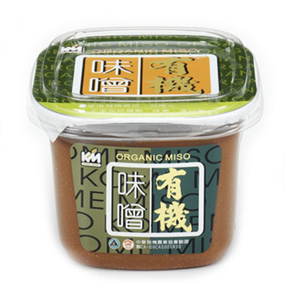 穀盛 有機味噌(500g)