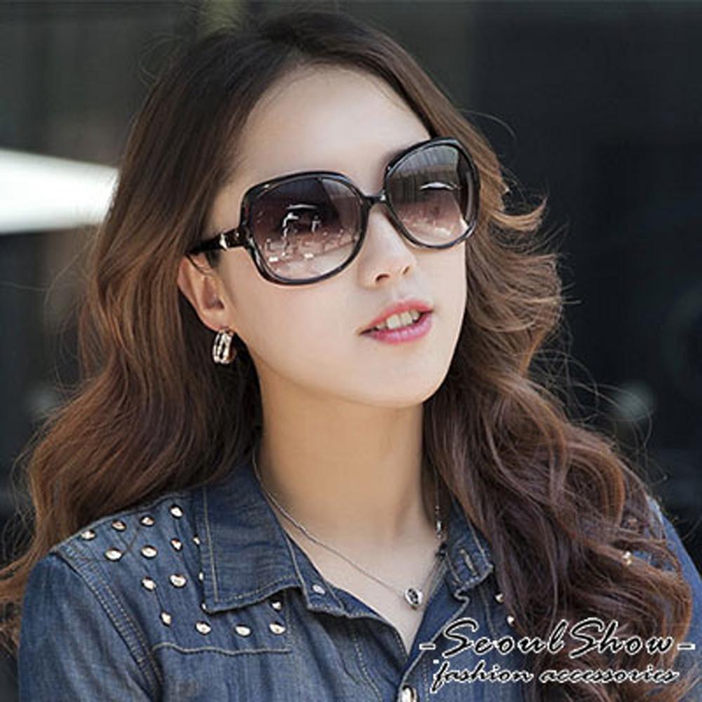 Seoul Show人魚公主太陽眼鏡  8088 黑色