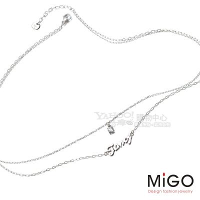 MiGO-Fancy女項鍊