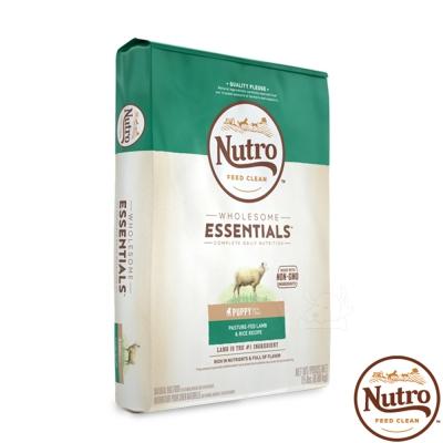 【Nutro 美士】全護營養 幼犬(牧場小羊+健康米)15磅 X1包