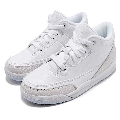 Nike 休閒鞋 Jordan 3代 BP 童鞋