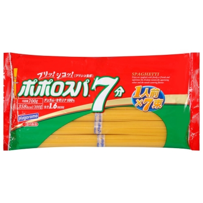 Hagoromo 義大利麵7分(700g)