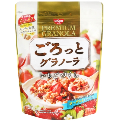 日清 綜合草莓穀片(200g)