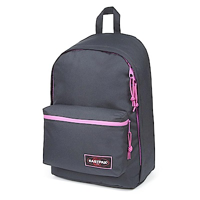 EASTPAK 電腦後背包 Out of office系列 Blackout Pink