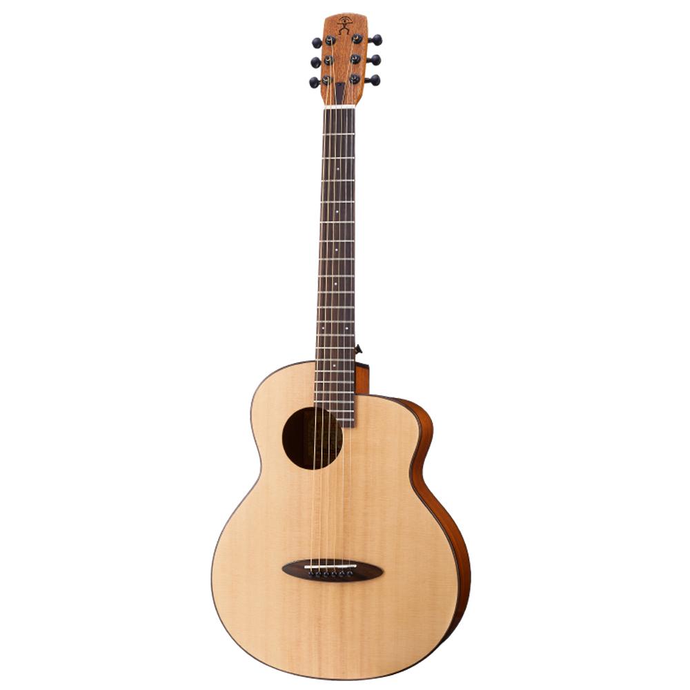 aNueNue M10 面單羽毛鳥系列民謠木吉他