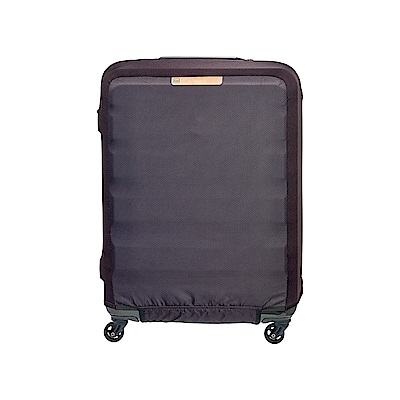 Go Travel 24吋行李箱保護套 - 黑(適用24吋行李箱)