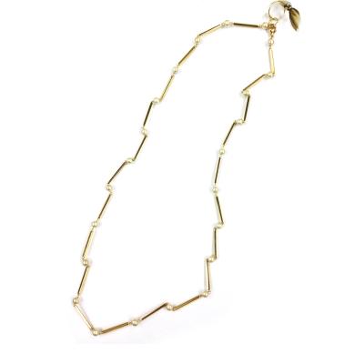 CARUTINA Floating系列棉珍珠長項鍊