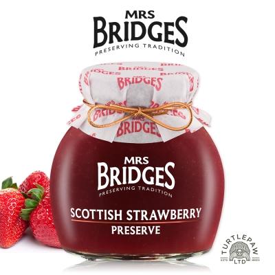 MRS. BRIDGES 英橋夫人蘇格蘭草莓果醬 (大)340g