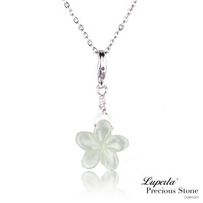 大東山珠寶 貝殼小花墬飾