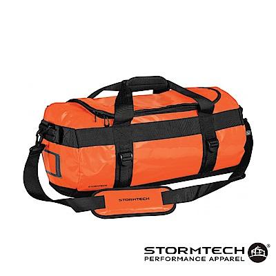 【加拿大STORMTECH】GBW-1S 兩用防水背包旅行袋-橘