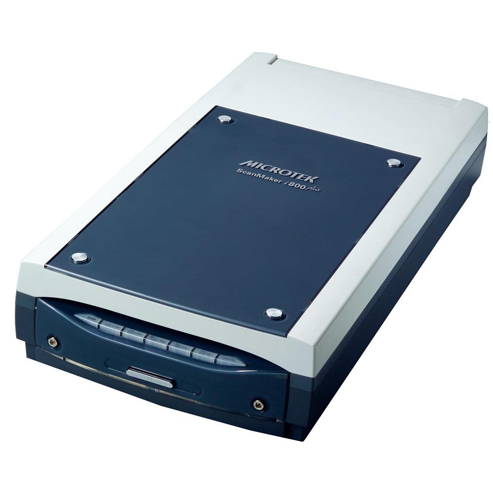 全友Microtek i800 Plus ScanMaker全方位照片底片掃描器