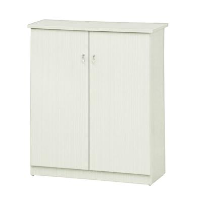 Bernice-布里安2.5尺二門鞋櫃(兩色可選)-76x38x93cm