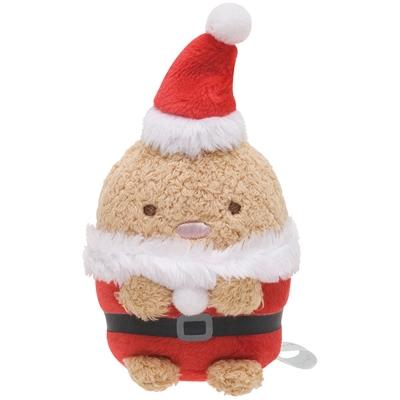 角落公仔2017聖誕節掌心沙包小公仔。炸豬排  San-X