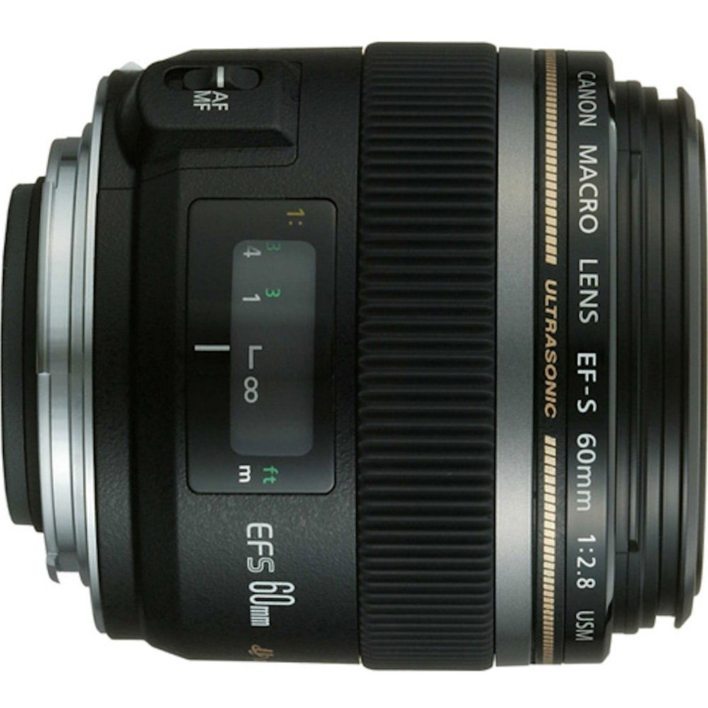 Canon EF-S 60mm F2.8 Macro USM微距鏡頭(平行輸入)