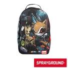 SPRAYGROUND DLX MARVEL 聯名系列 星際異攻隊偷渡客 潮流筆電後背包