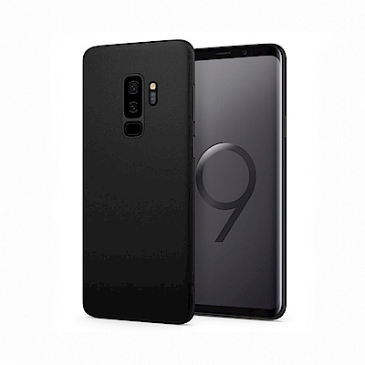 Spigen Galaxy S9 Plus Air Skin-極致輕薄保護殼