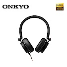 ONKYO H500M Hi-Res耳罩式耳機 (黑/白)